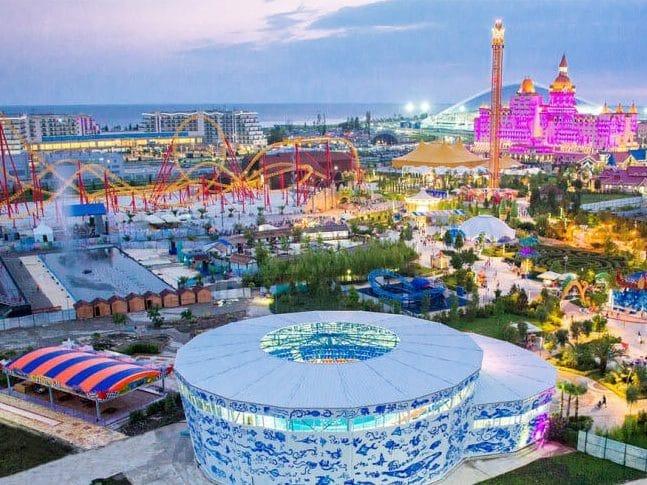 Объекты Олимпийских зимних игр в Сочи